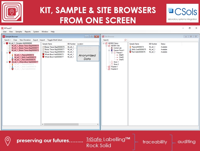 csols-rftrackit-kit-sample-and-multi-site-browsers-all-available-from-one-screen